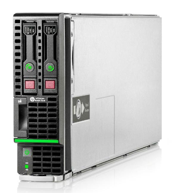 Сервер HPE ProLiant BL420c