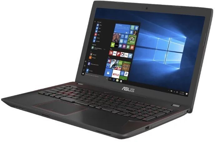 Ноутбук Asus FX553VE-FY177 Core