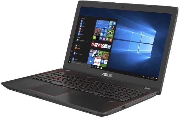 Ноутбук Asus FX553VE-DM467T Core