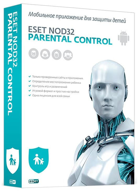 ПО Eset NOD32 Parental