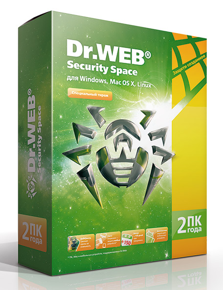 ПО DR.Web Security Space