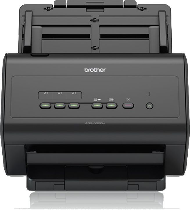 Сканер Brother ADS-3000N (ADS3000NUX1)