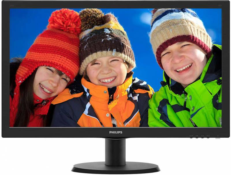 "Монитор Philips 23.6"" 243V5LHSB5"