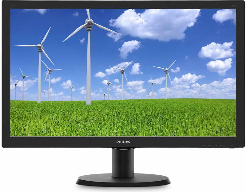 "Монитор Philips 23.6"" 243S5LSB5"