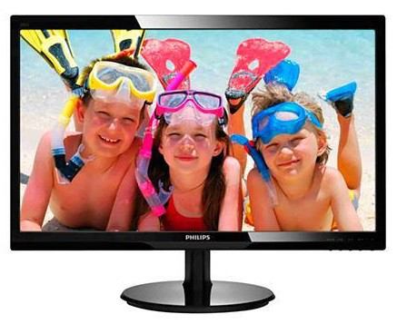 "Монитор Philips 24"" 246V5LSB"