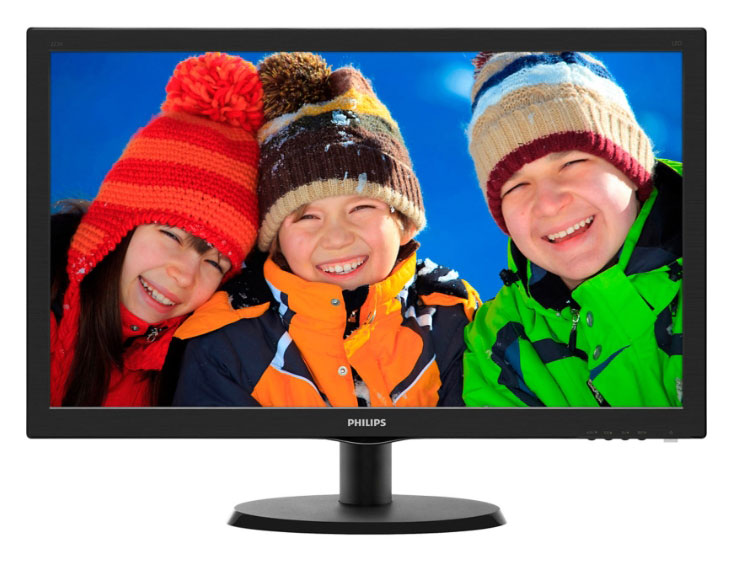 "Монитор Philips 21.5"" 223V5LHSB"